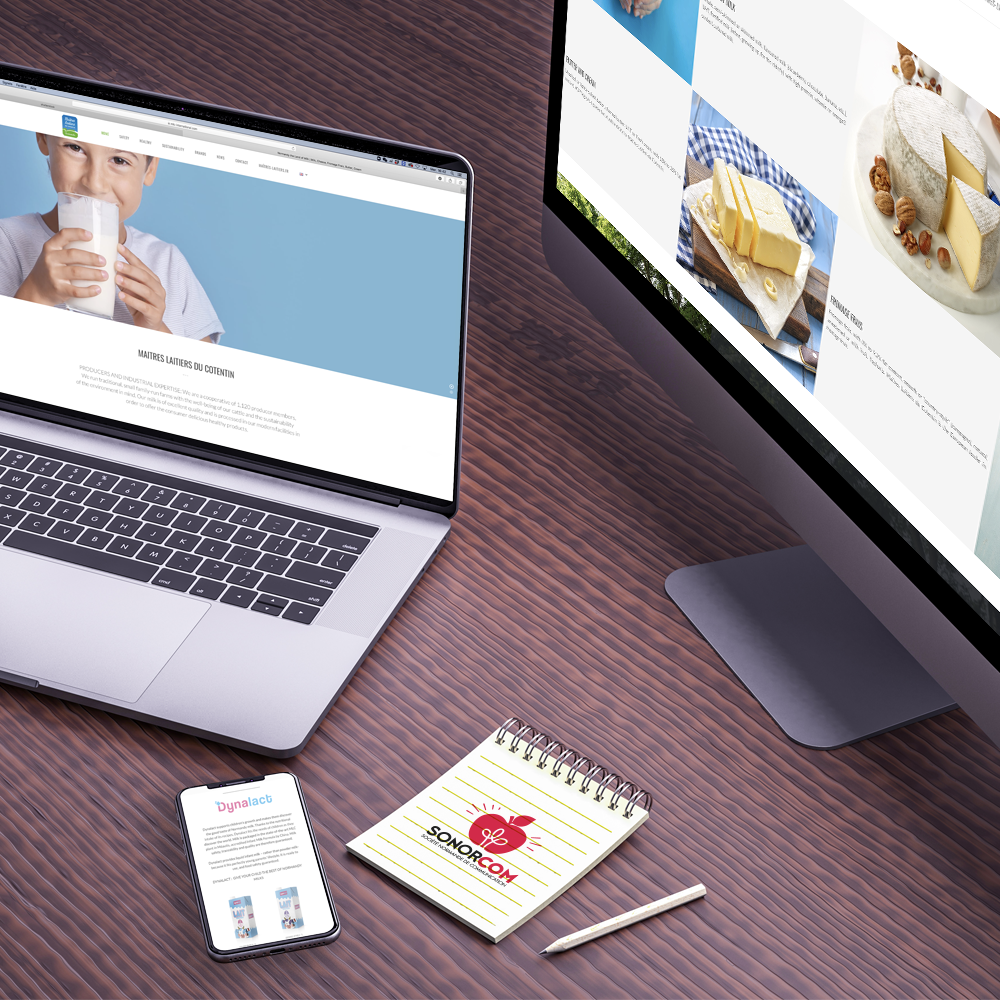 Identité visuelle - Site internet - Supports print - Packaging